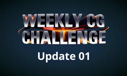 Weekly CG Challenge Update 01