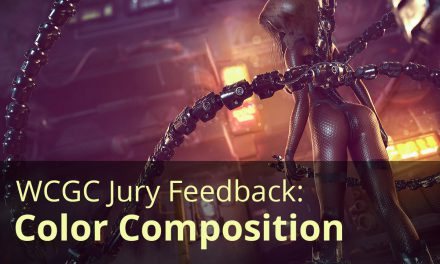WCGC Jury Feedback #01: Color Composition