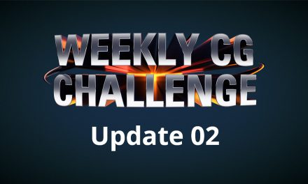 Weekly CG Challenge Update 02