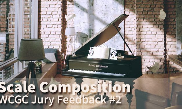 WCGC Jury Feedback #02: Scale Composition