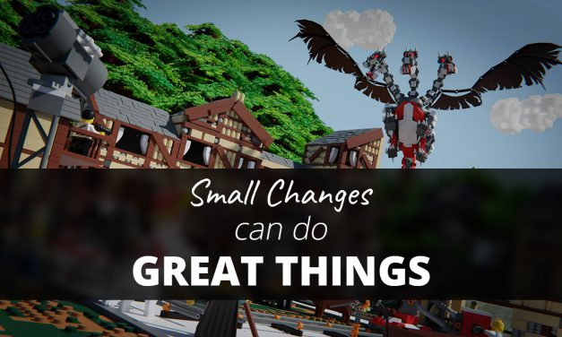 WCGC Jury Feedback #03: Small Changes can do Great Things