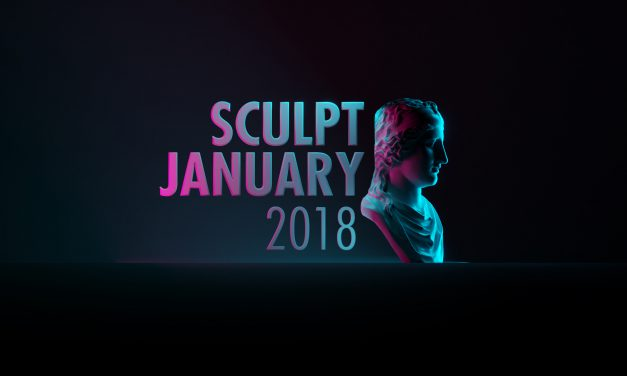 SculptJanuary 2018